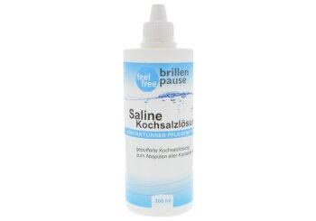 Kochsalzlösung Saline Kontaktlinsen Abspüllösung (1x 360ml)