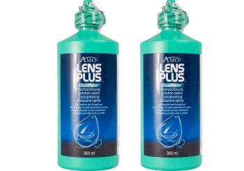 Lens Plus Ocupure Kochsalzlösung (2x 360ml)