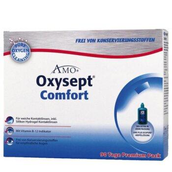 Oxysept Comfort B12 (3x 300ml) Premium Pack