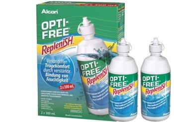 Opti-Free RepleniSH (2x 300ml)