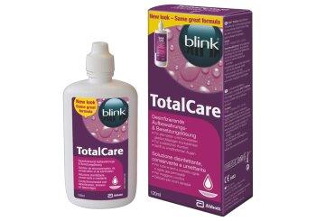 Blink TotalCare Lösung Aufbewahrung (120ml)
