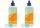 Premium All-In-One Kontaktlinsen Pflegemittel (2x 360ml) (2 Behälter)