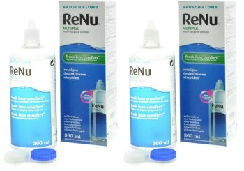 ReNu MultiPlus - Fresh Lens Comfort (4x 360ml)
