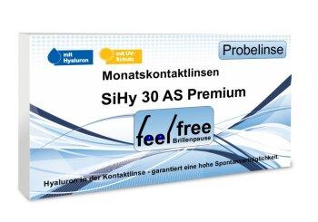 Feel free Brillenpause SiHy Hyaluron AS (1x Probe)