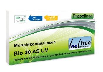 Feel free Brillenpause bio 30 AS UV (1x Probe)
