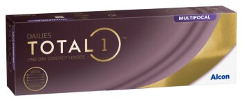 Dailies Total1 Multifocal (30er)