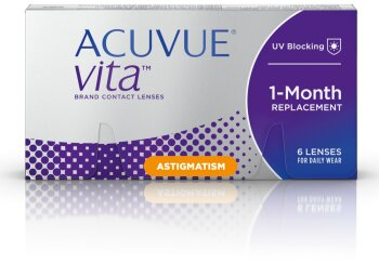 Acuvue Vita for Astigmatism (6er)