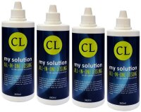 Premium my solution All-In-One Lösung (4x 360ml)