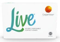 Live daily disposable (90er)