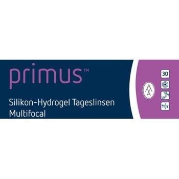 primus™ Silikon-Hydrogel Tageslinsen Multifocal (30er)