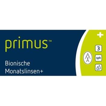 primus™ bionische Monatslinse sph (2x 3er)
