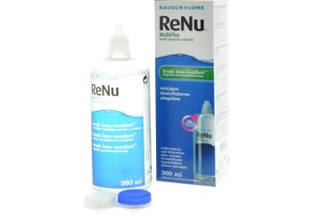 ReNu MultiPlus - Fresh Lens Comfort (1x 360ml)
