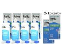 ReNu MultiPlus - Fresh Lens Comfort (4x 360 + 120ml)