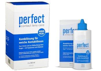 Perfect Aqua Plus Kombilösung (3x 360ml + 100ml)
