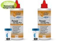 Peroxid one step Plus NEU Kontaktlinsen Pflegemittel (2x...
