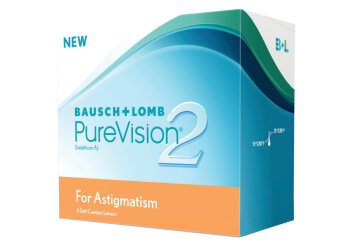 PureVision 2 HD for Astigmatism (6er)