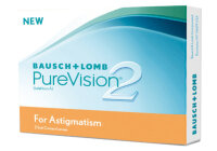 PureVision 2 HD for Astigmatism (3er)