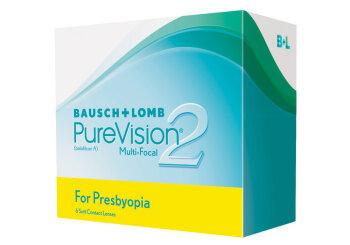 PureVision 2 for Presbyopia (3er)