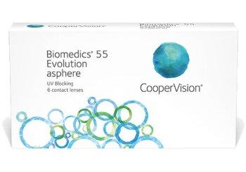 Biomedics 55 Evolution (6er)