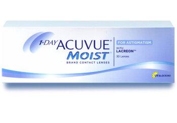 1 DAY Acuvue Moist for Astigmatism (30er)