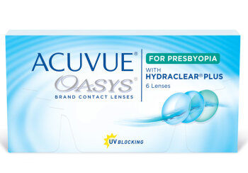 Acuvue Oasys for PRESBYOPIA (6er)