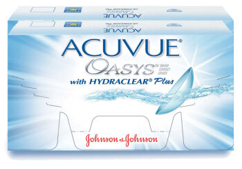 Acuvue Oasys mit Hydraclear Plus (12er)