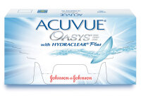Acuvue Oasys mit Hydraclear Plus (6er)