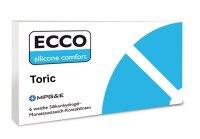 ECCO silicone comfort Toric (6er)