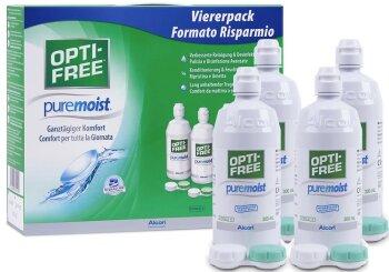 Opti-Free PureMoist (4x 300ml)