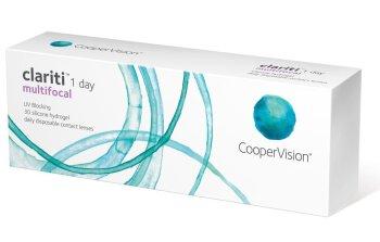 Clariti 1 day multifocal (30er)