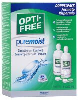 Opti-Free PureMoist (2x 300ml)