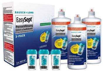 Easysept (3x 360ml) Multipack